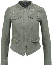 Only Petite ONLAUSTIN STUD AND STONES JACKET Giacca leggera grape leaf