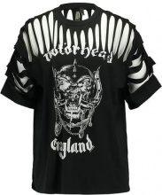 Topshop MOTORHEAD Tshirt con stampa black