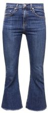 rag & bone Jeans a zampa blue denim