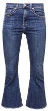 rag & bone Jeans a zampa blue denim