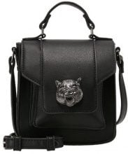 Pieces PCMOLLY CROSS BODY Borsa a tracolla black