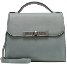 New Look CARLY DIAMANTE TOP HANDLE MINI Borsa a mano light blue