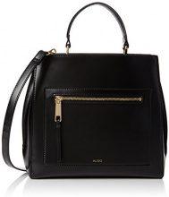 ALDO Gareni - Borse a secchiello Donna, Schwarz (Black), 14x27x29 cm (L x H D)