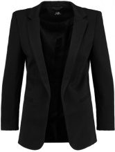 Wallis RIBBED PONTE Blazer black