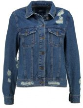 Only Petite BECKY JACKET Giacca di jeans medium blue