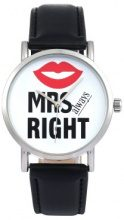 Orologio da polso per coppie Mr & Mrs Always Right