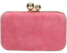 Borsetta elegante Velvet Collection  SPOOKY Pochette Accessori Corallo