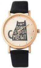 Orologio gatto Don't stress