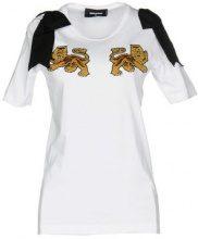 DSQUARED2  - TOPWEAR - T-shirts - su YOOX.com