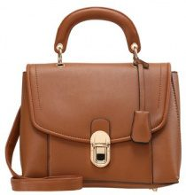 New Look CAROL TOP HANDLE Borsa a mano tan