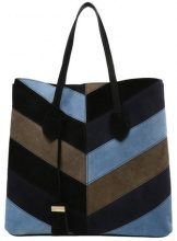 Coccinelle CELENE SHOPPER CHEVRON Shopping bag multicoloured