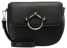 ONLY VANA RING Borsa a tracolla black