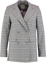 Selected Femme SFNANA CHECK  Blazer medium grey melange