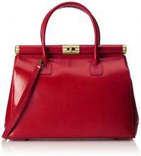 Chicca Borse 9106 Borsa a Mano, 35 cm, Rosso