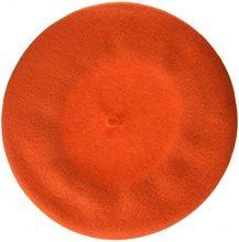 United Colors of Benetton Hat, Berretto Donna, Rosso (Red 67d), Taglia Unica