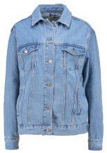Topshop SEAM Giacca di jeans light blue
