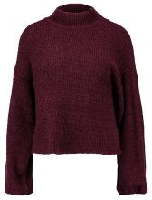 Topshop BALLOON Maglione red