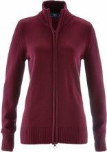 Cardigan di cotone (Rosso) - bpc bonprix collection