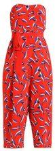 Whistles LYZA TULIP PRINT BANDEAU  Tuta jumpsuit red/multi