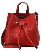 Calvin Klein Jeans ULTRA LIGHT STUDIO BUCKET Borsa a tracolla red