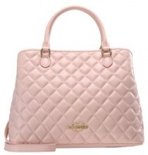 Love Moschino QUILTED  Borsa a mano rosa