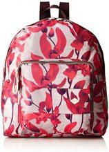 Oilily Ruffles Backpack Lvz - Zaini Donna, Rot (Dark Red), 14x36.5x31 cm (B x H T)