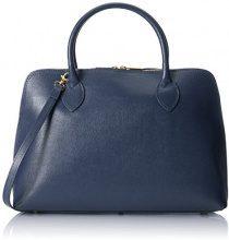 Chicca Borse 2131 Borsa a Mano, 38 cm, Blu
