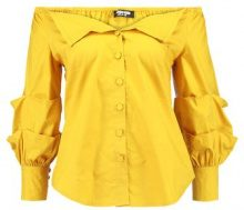 Fashion Union BIBBIANA Camicetta yellow