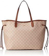 JOOP! Cortina Lara Shopper Xlho - Borse a secchiello Donna, Pink (Rose), 20x33x40 cm (B x H T)