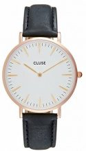 Cluse LA BOHÈME Orologio rose goldcoloured/white/black