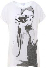 Escada Sport ECAMARA Tshirt con stampa white