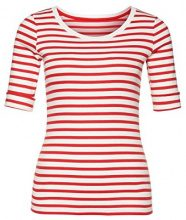 Marc Cain Essentials - MarcCainDamenT-Shirts+E4809J91, t-shirt Donna, Rot (scarlet 272), 42 (5)