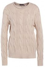 Polo Ralph Lauren BOXY LONG SLEEVE Maglione natural