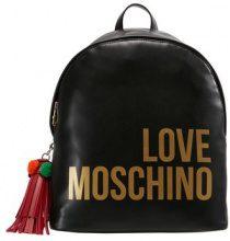 Love Moschino POM POM BACKPACK Zaino schwarz