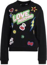 Love Moschino Felpa black
