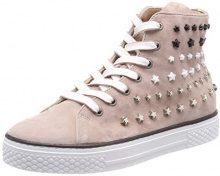 Mjus 807206-0201-6039, Sneaker a Collo Alto Donna, Pink (Perla), 37 EU