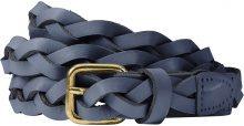 Cintura in pelle Treccia (Blu) - bpc selection premium