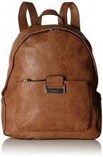 Gerry Weber Be Different Backpack Lvz - Zaini Donna, Braun (Cognac), 12x34.5x30 cm (B x H T)
