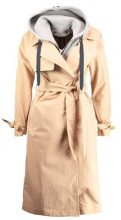 Tommy Jeans Trench beige