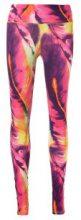 Leggings sportivi con sfumatura di colore