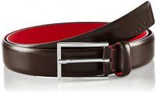 HUGO Gavrilo-Bl, Cintura Uomo, Marrone (Dark Brown 203), 110 cm (Taglia Produttore: 110)