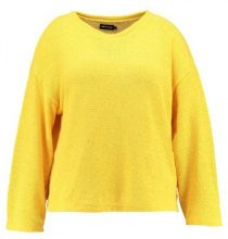 Even&Odd Curvy LIGHTWEIGHT JUMPER Maglione yellow