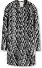 ESPRIT 086EE1G014, Giubbotto Donna, Multicolore (BLACK), 40