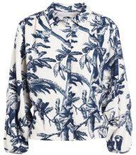 MAX&Co. PALADINO Camicia navy blue pattern