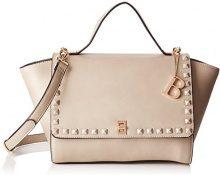 Bulaggi Toledo Handbag - cartella Donna, Braun (Sand), 21x15x26 cm (B x H T)