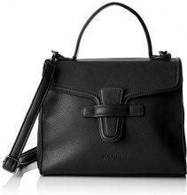Bulaggi Toorop Handbag - cartella Donna, Schwarz, 23x11x26 cm (B x H T)