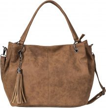 Borsa shopper casual Medium (Marrone) - bpc bonprix collection