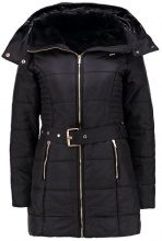 ONLY ONLBROOKE  Cappotto corto black