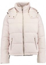 Miss Selfridge HOODED OVERSIZED PUFFER Giacca invernale oyster