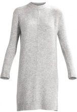 Even&Odd Abito in maglia mottled light grey